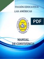Manual de Convivencia Iela 2017