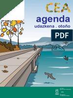 El CEA invita a redescubrir la flora y fauna del Anillo Verde con una completa agenda de actividades para este otoño
