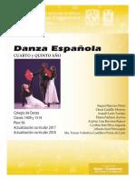 Guía Danza Española