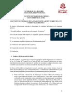 Viabilidad Preliminar Relacionada Con Documentos Firmados Escaneados Como Archivo Adjunto a Un Correo Electronico