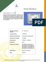 EQUIPO IONCAL ANTICALCAREO E 150