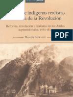 Esclavos e Indigenas Realistas en La Era de Ña