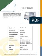 EQUIPO ANTICALCAREO IONCAL E 200