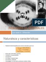 11. los rayos X - difracción.ppt