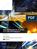 How Will the Internet of Things (IoT) Help Your Business