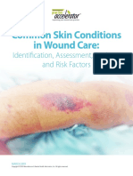 Common Skin Conditions in Wound Care