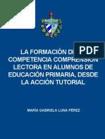 La Formacion de La Competencia - Luna Perez, Maria Gabriela