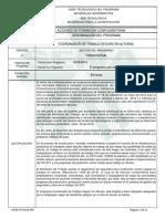 Informe Programa de Formación Complementaria-3
