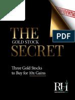 The Gold Stock Secret (1)