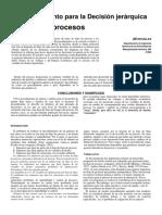 A Hierarchical Decision Procedure for Process Synthesis.en.Es