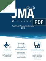 JMA Wireless TechnicalEducationCatalog