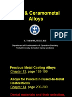 BiomatII - Gold and Ceramometal Alloys