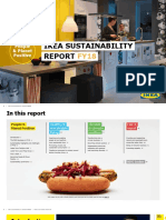 Sustainability Report IKEA