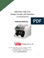EB-300 310 Service Manual