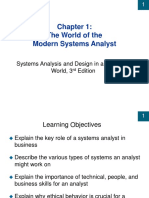 1-The World of the Modern Business Analyst