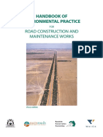 ##Handbook of environmental practice for road construction and maintenance works.RCN-D12^23157734