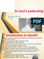 247976490 Gandhi and Leadership
