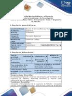 Guía de actividades y rubrica de evaluación - Fase 2 - Ingeniería de Métodos (1).docx