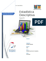 Informe Estadistica Descriptiva