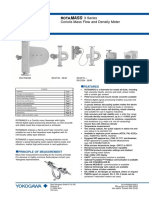 RotaMASS 3 Series Coriolis Mass Flow & Density Meter.pdf