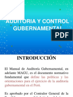 Auditoria y Control de La Gestion