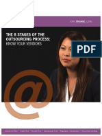 8 Stages of Outsourcing Sep 14