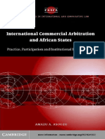 Amazu A. Asouzu International Commercial Arbitration and African States Practice, Participation and Institutional Development Cambridge Studies in International and.pdf