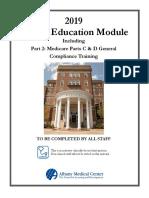 2019 AME Paper Module