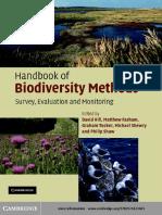Biodiversity Handbook