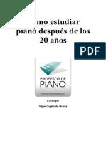 Curso 2 Piano-teclado