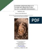 informe_2018 Holmul Archeaological Project