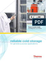 PL6500 Lab Refrigerators and Freezers