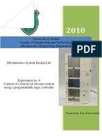 84090865-Control-of-a-Four-level-Elevator-System-Using-a-Programmable-Logic-Controller-Experiment-No-4.pdf