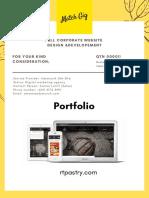 Match Gig QTN 0011 - Full Corporate Website