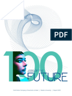 100 Jobs of the Future Report