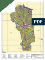 Peta Zonasi Kecamatan Kebon Jeruk - Jakarta Barat (Perda 1 Th. 2014)