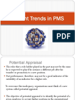 Current Trends in PMS