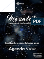 Agenda 5780 La Juderia