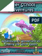 Alice in Wonderland DnD