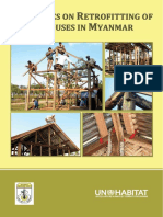 Guidelines on Retrofitting of Rural House in Myanmar English