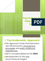 4. Psychological View of the Self