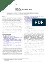 D7582 15 Proximate by Macro TGA