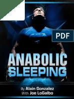 Anabolic+Sleeping