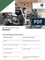 Manual usuario BMW nine T
