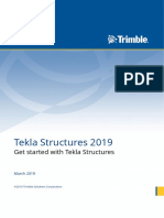 TS GES 2019 en Get Started With Tekla Structures