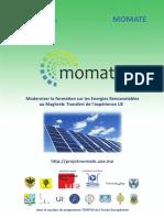 Moderniser La Formation Sur Les Énergies Renouvelables