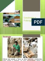 Geologia e Paisagens
