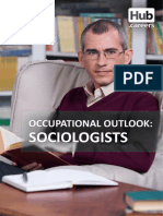 Out Look Sociologist Career.hub