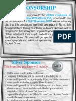Sponsorship | Biochemistry Conference | Congress | Milan | Italy | 2019
