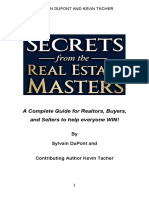 Secrets From the Real Estate Masters